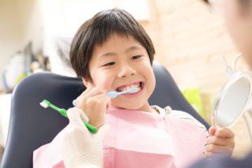 子供の予防歯科